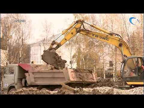 Две новгородские дороги подрядчики не успеют отремонтировать до конца этого года