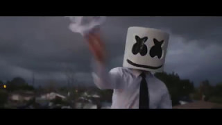Marshmello - Moving On (Official music video) Reversed