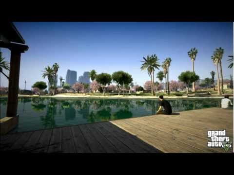 theedgeofnoise - It's not much but at least it's some new GTA 5 material 2 new screenshots released by Rockstar. Song: The Small Faces - Ogden's Nut Flake.