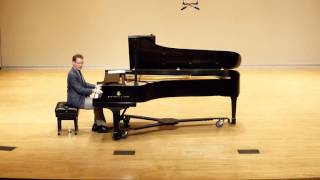 Rachmaninoff:  Two Preludes