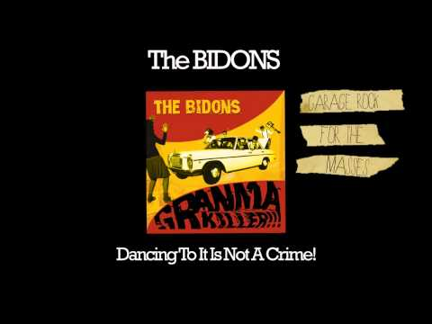 The Bidons - Wolves of Saint August