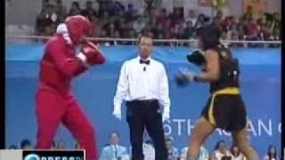 Khadijeh Azadpour Gold Medal&Women Sport In Iran