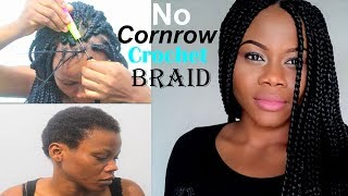 So I decided to make a hair video today to show you how easily you could save money by making your own hair yourself. Here in Nigeria, if I had to pay for this crochet braids, it will cost me nothing less than 6-8 thousand naira and am sure if you don't even stay here in Nigeria it will even cost more, but I was able to save that 8k by doing it myself and so can you.You just need to attempt doing for the first time and you progress from there. Since I started YouTubing, I can't remember the last time I spent money to style my hair at the salon and you know what?? Those money I save them up and use them for more imported things…. The braids are not that difficult, you can do. Plus you will be doing your arms good by burning those extra arm fat.So if you want learn how to do a no cornrow crochet braids in 7 minutes then watch the video.It is a detailed video from start to finish using expression hair extensions for crochet braids.So Watch the video and tell me what you think and I hope you love the video let me know if you want to see more hair videos.Thank you for watching.Please like, share and subscribe to my channel for more videos. Click link to Subscribe: https://www.youtube.com/channel/UCRgJ8GxFbAHM_XGgwVzhYjg?sub_confirmation=1My site: https://amabigail.com/ And if you have any questions leave it in the comment box below.Hi, Am Abigail Ekweghi, welcome to my channel. I post videos 2 to 4 times a week on fitness, fashion, Beauty, life style and sometimes random topics. Am glad to have you and thanks for watching my videos. You can also leave suggestion on video you want, I will be glad to do them.Connect with me on Instagram, Facebook, and Twitter with the links below.https://www.instagam.com/abigailekweghi https://www.twiter.com/abigailekweghi https://www.facebook.com/abigailekweghi Email: abigailekweghi@gmail.comMusic by:  [Ship Wrek] Zookeepers & Trauzers - Vessel[NCS]: https://www.youtube.com/watch?v=PXf4rkguwDI• http://soundcloud.com/theshipwrek• http://fa