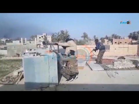 Syrien: Der Islamische Staat steht vor dem Aus