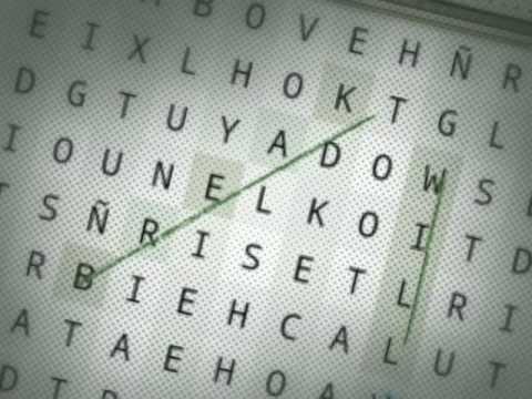 Video of Word Search Pulmenti