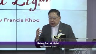 Being Salt & Light