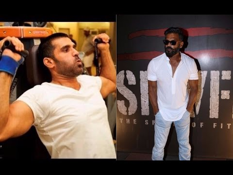 I Owe My Life To Fitness Says Suniel Shetty