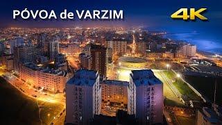 Povoa De Varzim Portugal  city images : time-lapse - portugal - póvoa de varzim (UHD 4K)