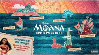 """Disney's Moana is now playing!  Get tickets: MoanaTickets.comFor centuries, the greatest sailors in the world masterfully navigated the vast Pacific, discovering the many islands of Oceania. But then, 3,000 years ago, their voyages stopped for a millennium – and no one knows exactly why. From Walt Disney Animation Studios comes """"Moana,"""" a sweeping, CG-animated feature film about an adventurous teenager who is inspired to leave the safety and security of her island on a daring journey to save her people. Inexplicably drawn to the ocean, Moana (voice of Auliʻi Cravalho) convinces the mighty demigod Maui (voice of Dwayne Johnson) to join her mission, and he reluctantly helps her become a wayfinder like her ancestors who sailed before her. Together, they voyage across the open ocean on an action-packed adventure, encountering enormous monsters and impossible odds, and along the way, Moana fulfills her quest and discovers the one thing she's always sought: her own identity. Directed by the renowned filmmaking team of Ron Clements and John Musker (""""The Little Mermaid,"""" """"Aladdin,"""" """"The Princess & the Frog""""), produced by Osnat Shurer (""""Lifted,"""" """"One Man Band""""), and featuring music by Lin-Manuel Miranda, Mark Mancina and Opetaia Foa'i, """"Moana"""" sails into U.S. theaters on Nov. 23, 2016. Website: http://disney.com/moanaLike us on Facebook: https://www.facebook.com/disneymoanaFollow us on Twitter: https://twitter.com/disneymoanaFollow us on Instagram: https://instagram.com/DisneyAnimation"""
