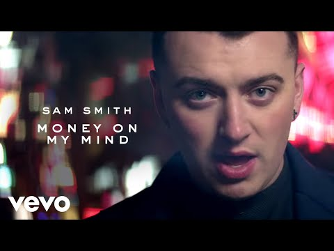 Video Sam Smith - Money On My Mind download in MP3, 3GP, MP4, WEBM, AVI, FLV January 2017