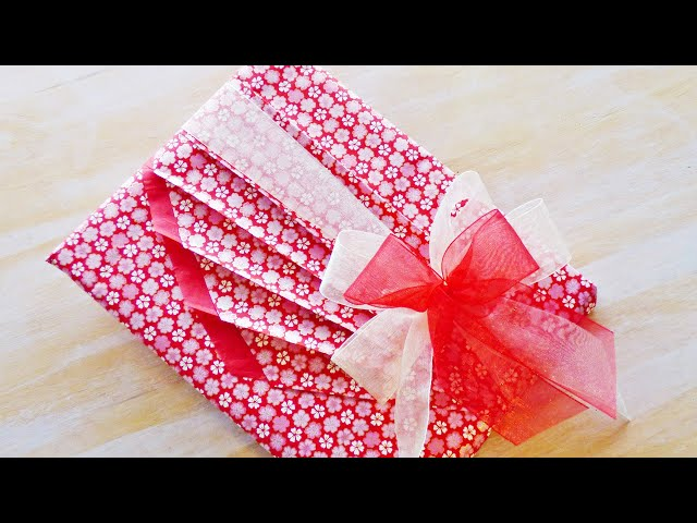 Fan tastic japanese gift wrapping for Japanese wrapping