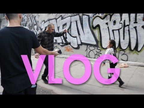 "Making of the Cardi B ""Bodak Yellow"" Cover Video by Tinie T | Mihran Kirakosian Vlog #4"