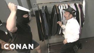 Andy Richter's Scary Halloween Prank - CONAN on TBS