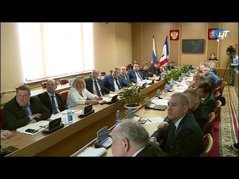 5 городов Новгородской области примут участие в конкурсе проектов для создания комфортной городской среды