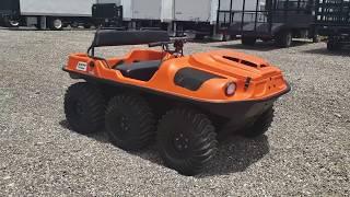 3. 2018 Argo Frontier 6X6