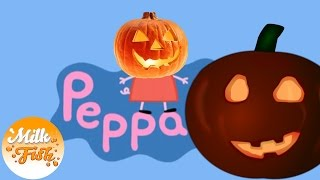 Peppa Pig Pumpkin Pumpkin HALLOWEEN SPECIAL (child friendly!) YTP Juniors