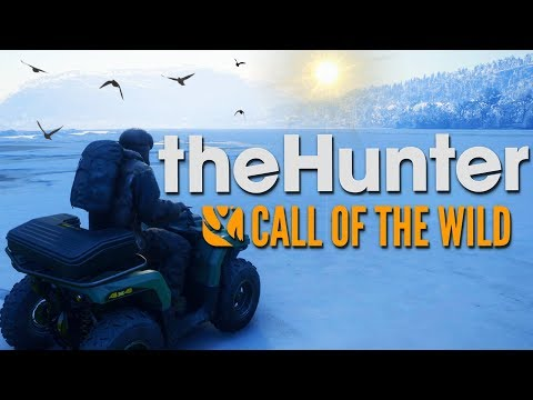 The Hunter Call Of The Wild | MEDVED TAIGA!! (NEW MAP DLC) (видео)