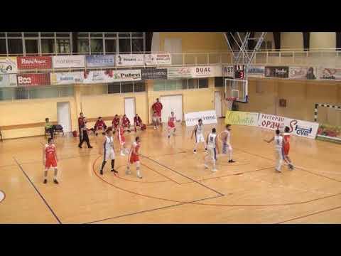 "4 kolo Play off KK ""Klik"" – KK ""Radnicki 1950″ 85:53"