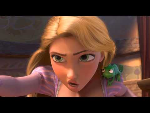 Tangled (Clip 'The Smolder')
