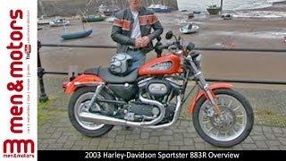 5. 2003 Harley-Davidson Sportster 883R Overview