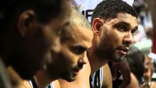 2014 San Antonio Spurs Finals Mini Movie