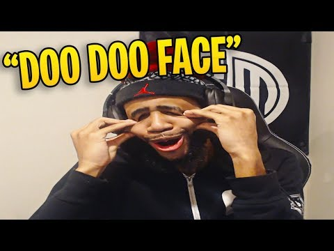 Daequan Shows His HIDDEN TALENT!! (Doo Doo Face!) | Fortnite Funny Moments