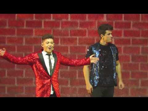 Prófugos Soy Luna en Vivo Chile 2018 Full HD