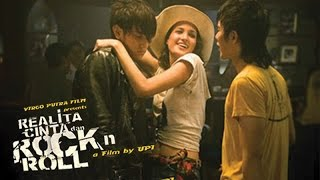 Nonton TRAILER Realita, Cinta, Rock n Roll By: Genflix Film Subtitle Indonesia Streaming Movie Download