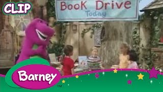 Are you ready to learn something new? Join Barney and his pals as they learn to read and discover the wonders of the library. Happy reading month everyone! WATCH A NEW BARNEY VIDEO EVERY THURSDAY RIGHT HERE ON THE OFFICIAL YOUTUBE CHANNEL.Welcome to Barney and Friends' home on YouTube, where you can find the video clips and full episodes!In the world of Barney, sharing and caring are key, imaginations flourish and there is always a dance at every turn! Join everyone's favorite purple dinosaur, as he and his dino-pals, Baby Bop, BJ and Riff, help give children the range of skills they need to grow using tons of music, fun and laughs to guide the way!For more fun with Barney and Friends, visit the Official Barney and Friends YouTube Channel at http://youtube.com/barneyandfriends