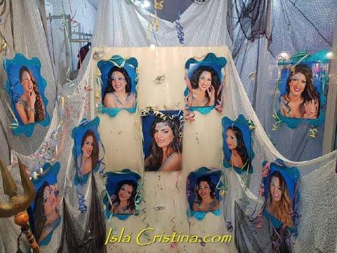 Inauguración Escaparate Corte Juvenil Carnaval de Isla Cristina 2019