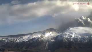 Eyjafjallajökull - 19.4.2010