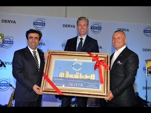 Volvo Mersin'de açıldı