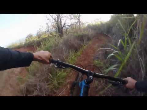 Mountan Biking Hawaii (видео)