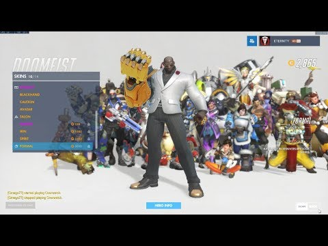 Overwatch Anniversary 2018 Skins, Emotes, And Highlight Intros
