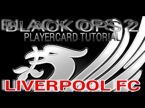 Black Ops 2: LFC Playercard: Call Of Duty: Liverpool FC - Liverbird.