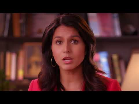 Tulsi Gabbard Says DNC Rigged the Presidential Primary and Damaged the Party