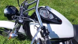4. 2016 Kawasaki Vulcan 900 Custom comparison Yamaha Bolt R-Spec
