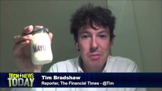 Tech News Today 1126: Silicon Valley Wants To Hack Your Food