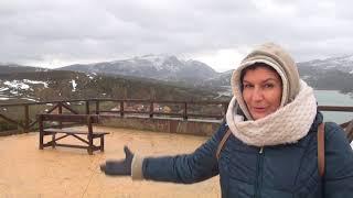 Parador de Pisuerga y Ruta de los Pantanos de Palencia