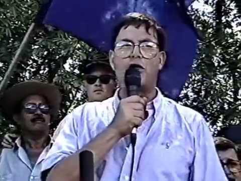 Campaña Rafael Leonardo Callejas 1989 Movimiento MONARCA Parte 1