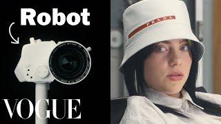 Billie Eilish Gets Interviewed By a Robot | Vogue