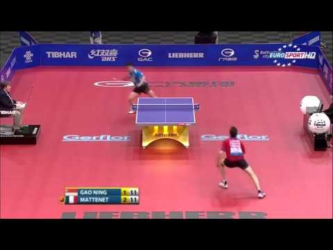 Best Of Table Tennis 7