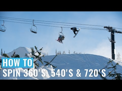 540 - http://www.SnowboardAddiction.com SnowboardAddiction.com presents part 1 of the Advanced Spinning lesson. This vid is designed for you riders who want to lea...