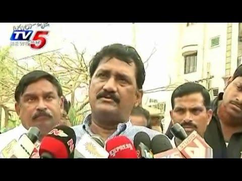 Ganta Srinivasa Rao Fires on KCR : TV5 News