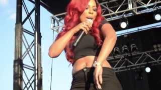 K. Michelle - VSOP (LIVE) at AFRAM 2013 - YouTube