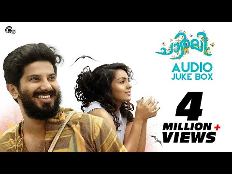 Charlie Malayalam Movie Songs Jukebox | Dulquer Salmaan, Parvathy
