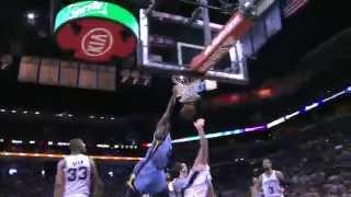 NBA - basket - DeAndre Jordan - Jeff Green - Blake Griffin - LeBron James - Dwyane Wade