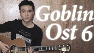Goblin 도깨비 OST6 - 샘김 (Sam Kim) - Who Are You - Guitar Cover Video