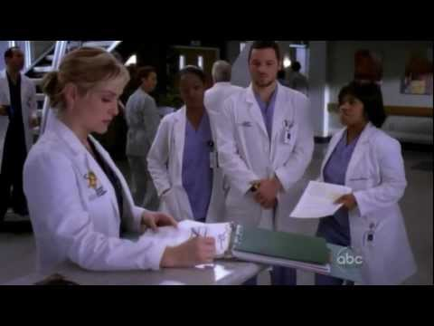 Arizona Robbins - Grey's Anatomy 5x11