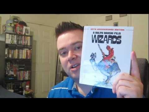 Wizards 35th Anniversary Digibook Edition Blu-Ray Unboxing Review